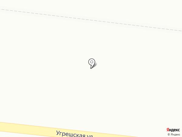 Инсайд на карте Дзержинского