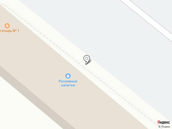 Burger shaw на карте Котельников
