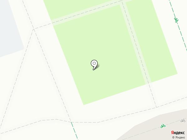 Магазин печатной продукции и канцтоваров на карте Реутова