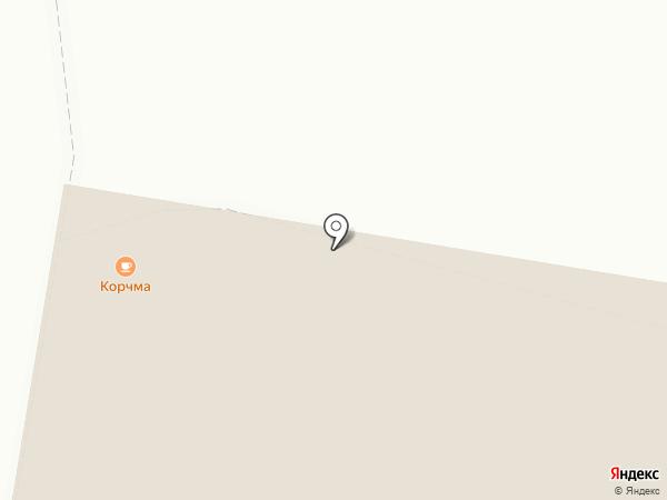 Ясень на карте Ясиноватой