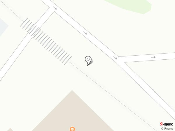 Магазин табачной продукции на карте Котельников