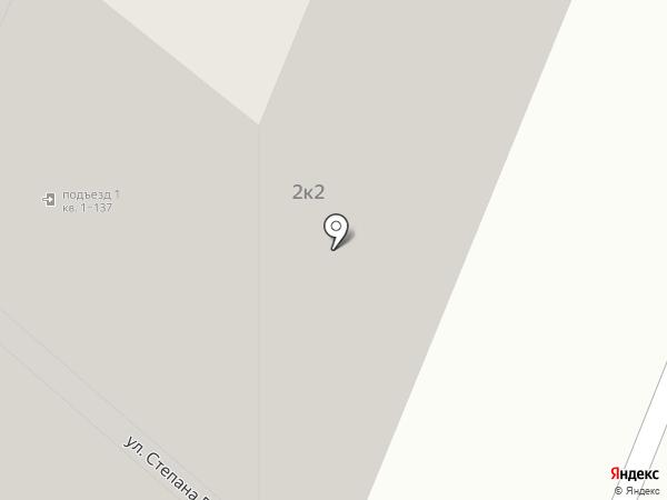 Азбука Жилья на карте Пушкино