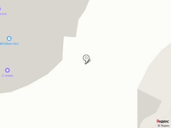 ПЕРВЫЙ СВЕТОДИОДНЫЙ на карте Пушкино
