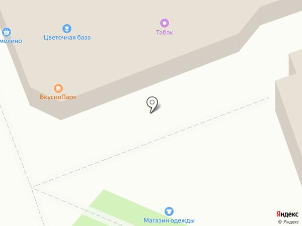 Мир сыров на карте Реутова