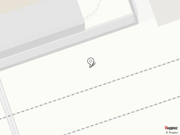Лабиринт на карте Реутова