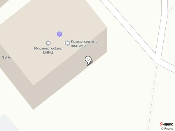 Мосэнергосбыт, ПАО на карте Дзержинского