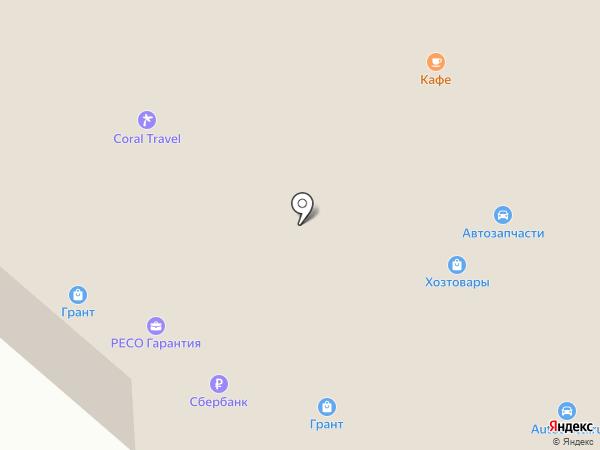 Панорама О.С. на карте Люберец