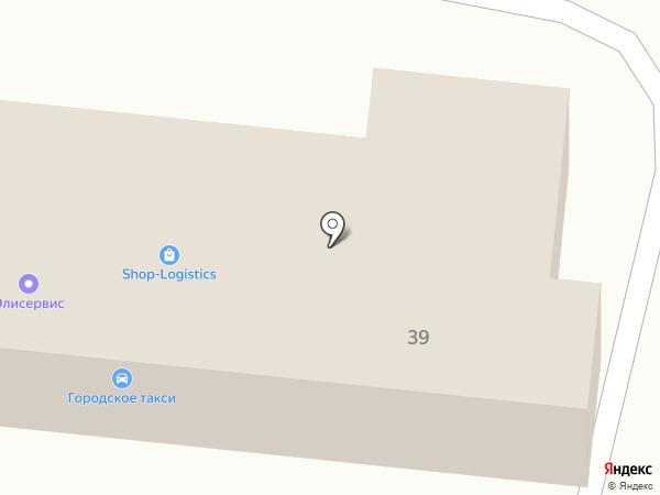 Служба заказа легкового транспорта на карте Королёва