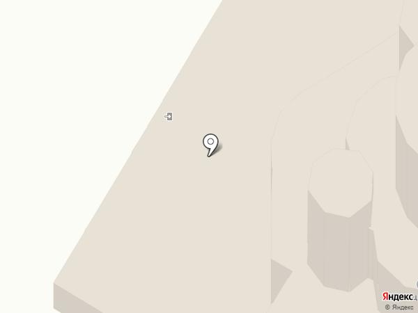 Храм Святой Троицы на карте Реутова