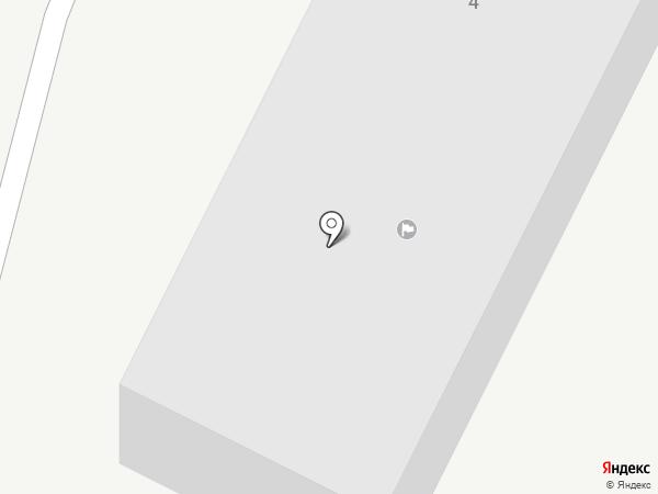 Пушкинская Теплосеть на карте Пушкино