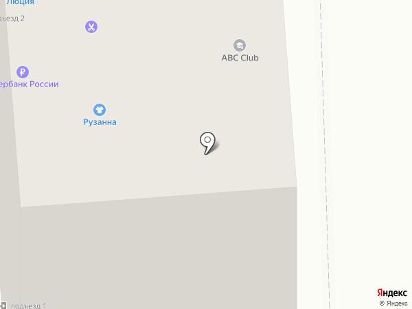 Studio-NP на карте Пушкино