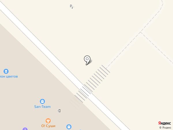 МиК на карте Люберец