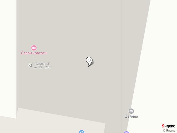 Конфетки-Бараночки на карте Реутова