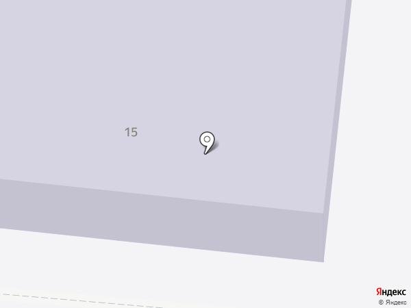 Детский сад №16, Ягодка на карте Реутова