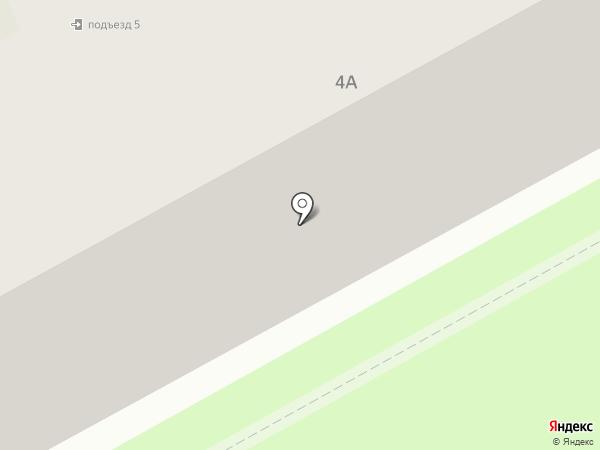 Мап Сервис на карте Пушкино