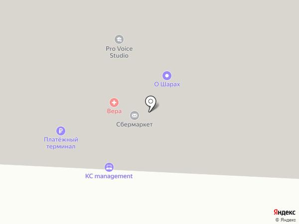 Центр автоматизации на карте Королёва