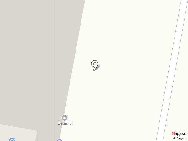 Юниор на карте Реутова