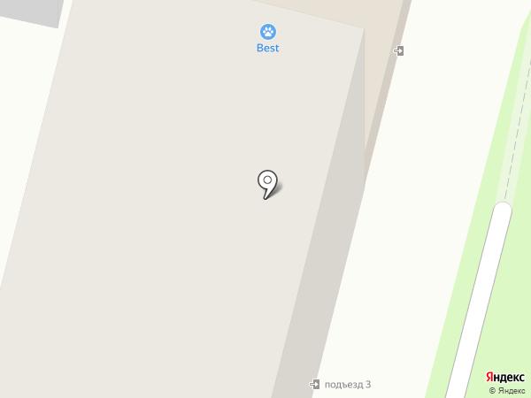 Best на карте Правдинского