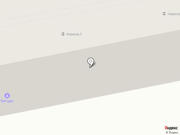 ГНИ, Государственная налоговая инспекция в Червоногвардейском районе, г. Макеевка на карте Макеевки