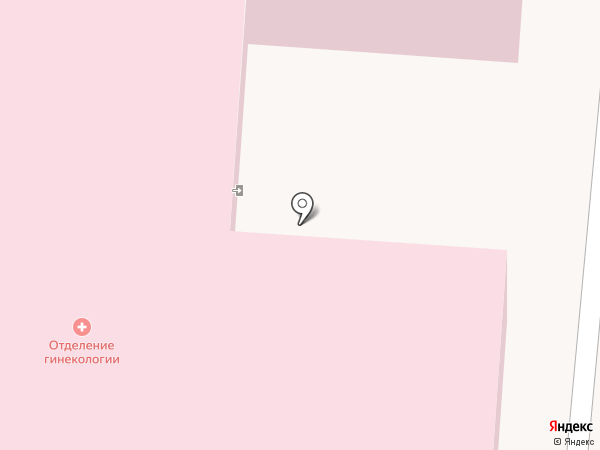 Реутовская центральная городская больница на карте Реутова