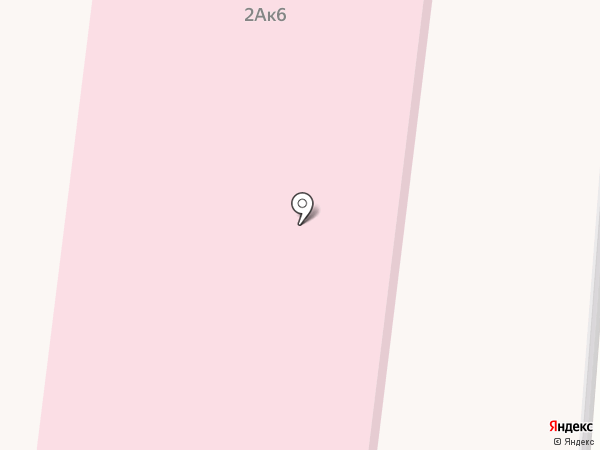 Скорая медицинская помощь на карте Реутова