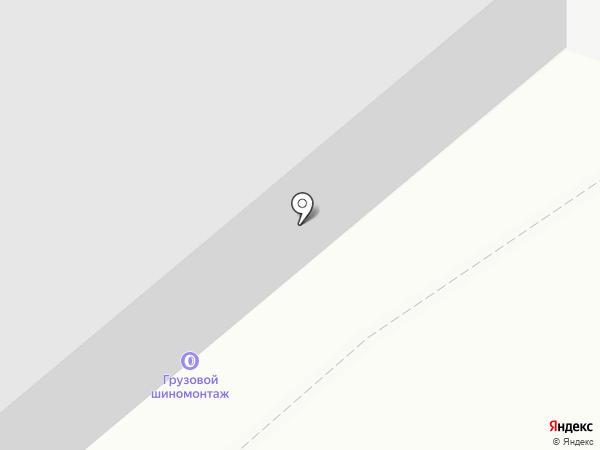 Шиномонтажная мастерская на карте Котельников