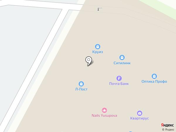 Baguette`s на карте Пушкино