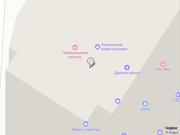 Ателье на карте Пушкино