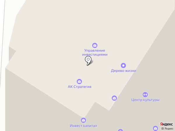 Японский уголок на карте Пушкино