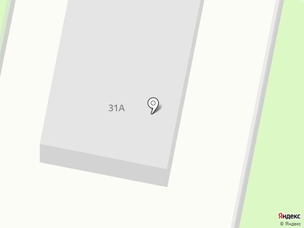 Ермак на карте Реутова
