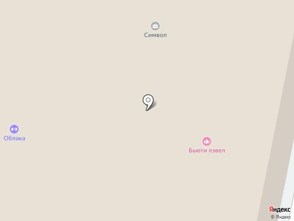 Центрстрой на карте Реутова