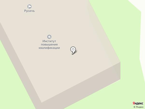 Салон-парикмахерская на карте Пушкино