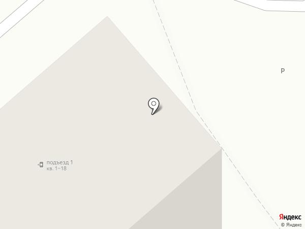 Моя солнечная бабушка на карте Люберец