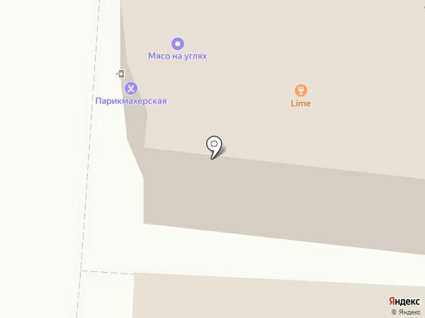 Ясно солнышко на карте Реутова