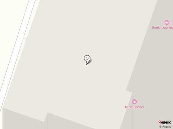 Диана на карте Люберец