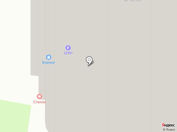 Разливайка на карте Реутова