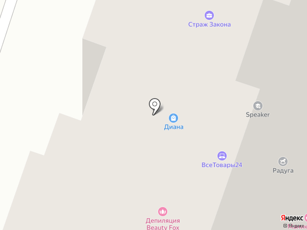 ЧерМетИнвестСнаб-21 на карте Люберец