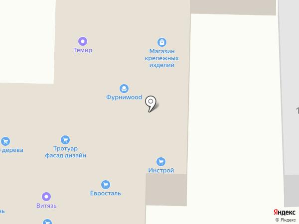 Пико-Эксперт на карте Старого Оскола