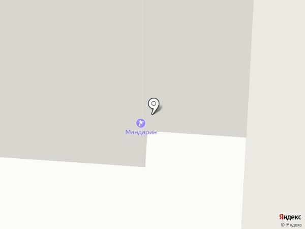 Мандарин на карте Королёва