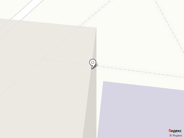 Расчесошная на карте Дзержинского