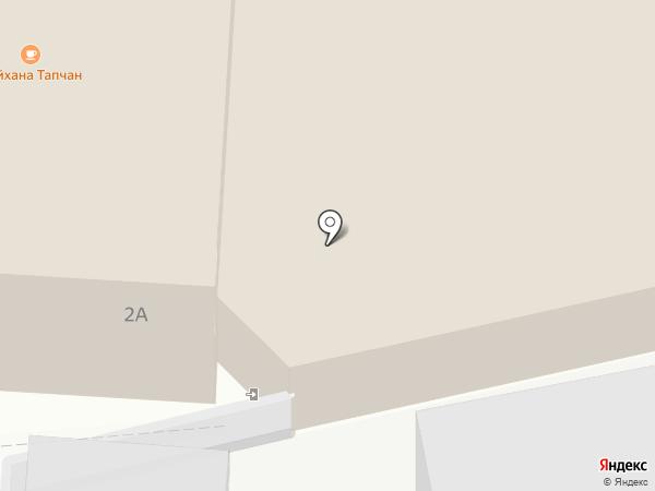 Магазин фруктов и овощей на карте Реутова