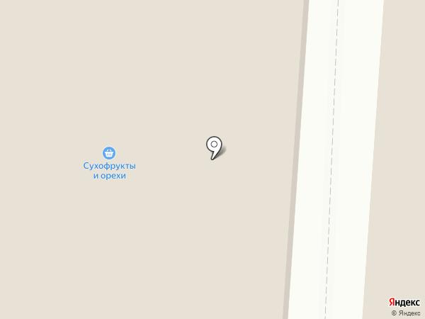 Кан Алтай на карте Реутова