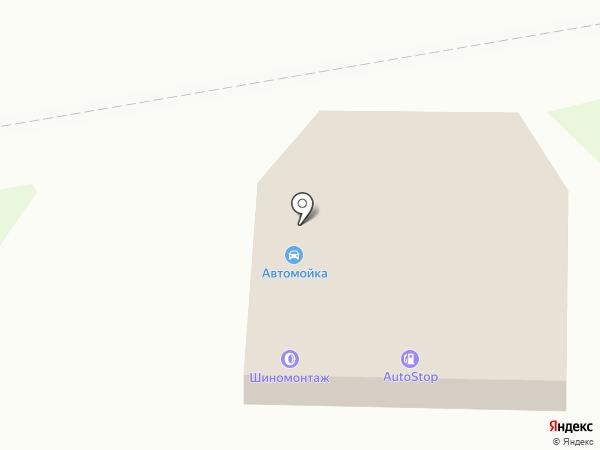 AutoStop на карте Макеевки