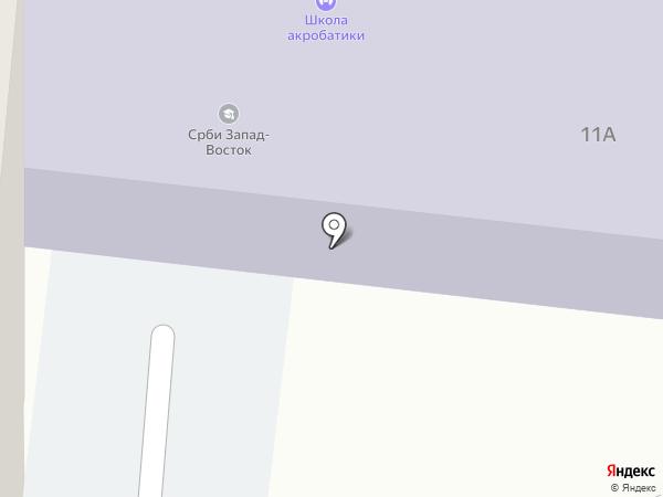 Лисичка на карте Дзержинского