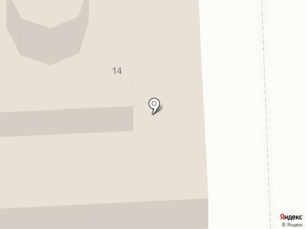 Храм Казанской Иконы Божией Матери на карте Реутова