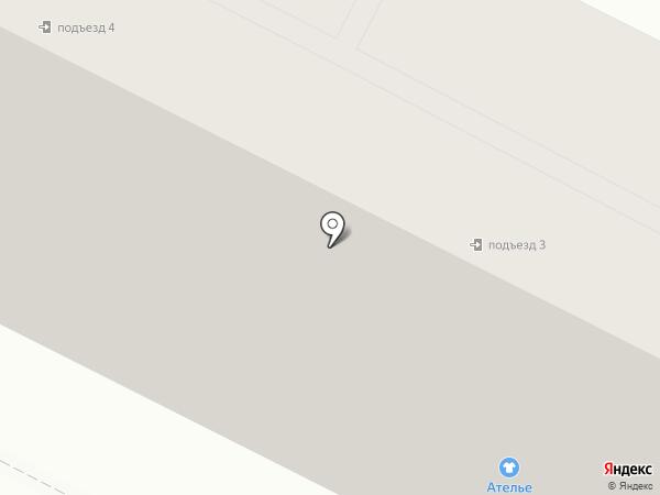 Ателье на ул. Малиновского на карте Макеевки