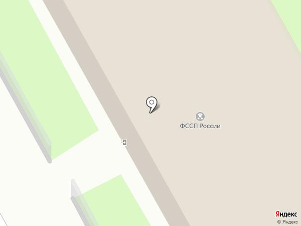 Трасс-А на карте Пушкино