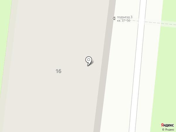 ЛКМ на карте Реутова