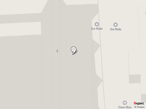 КБК на карте Пушкино