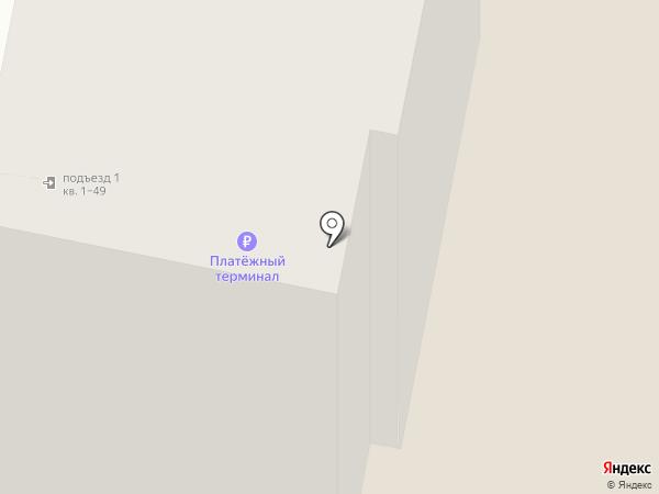 a`Costa на карте Реутова